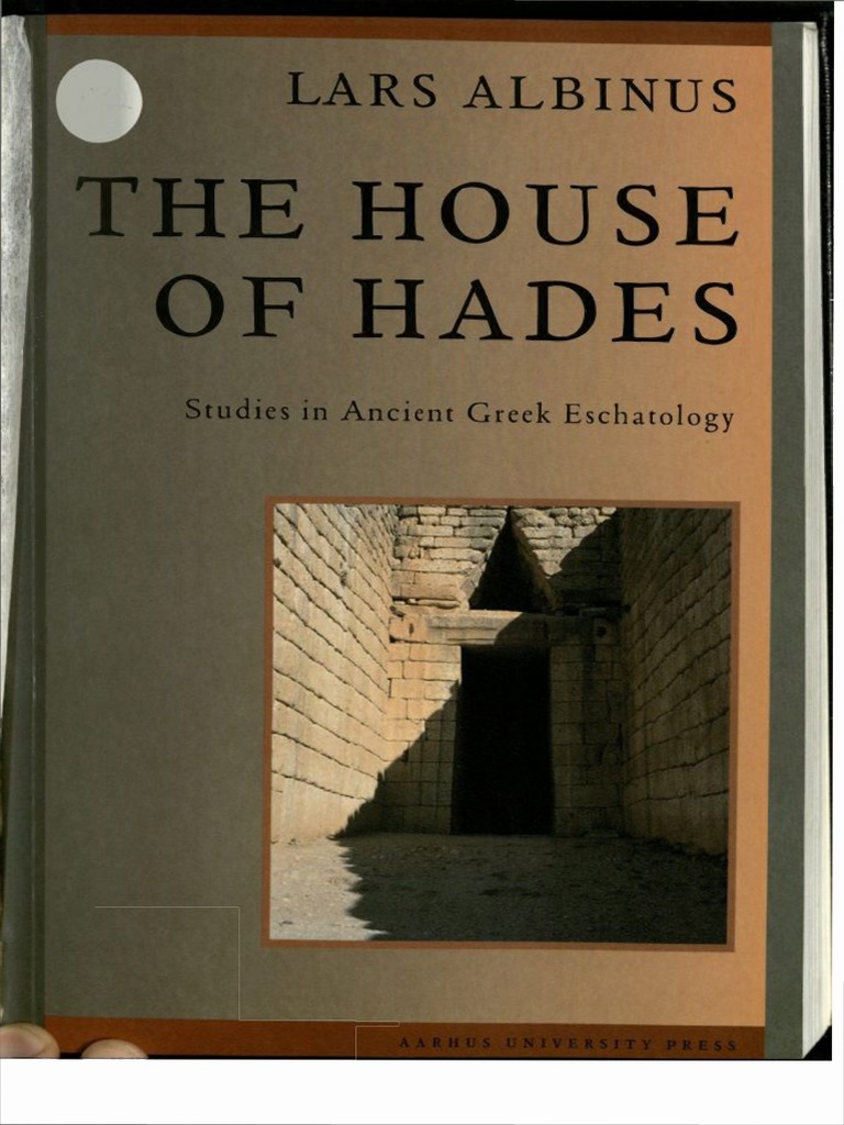 f74ebb2dc The House of Hades_ Studies in Ancient Greek Eschatology   Homer   Cultural  Anthropology