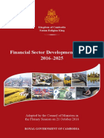 KT CPC Financial Sector Development Strategy 2016 2025 English