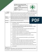 8. Monitoring Pelaporan Hasil Pemeriksaan Laboratorium Yang Kritis
