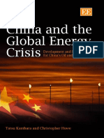 Elgar, Edward - China and the Global Energy Crisis