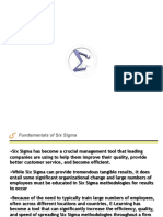 Six Sigma Presentation-new