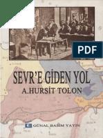 A. Hurşit Tolon - Sevr'e Giden Yol.pdf
