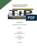Portfolio in Auxiliary Machinery.docx