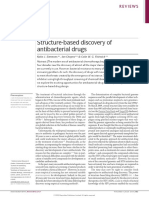 Structure-based Antibacterials NatRevMicro2010