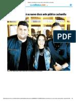 Matisse Presentará Su Nuevo Disco Ante Público Cachanilla