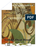 "Gabriel Oscar Rosati ""Concetti Basilari Su Combo, Big Band & Jazz Ensemble"""