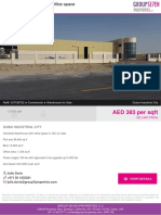 Industrial Warehouse With Office Space DIC