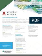 ACP AutoCAD Datasheet 082916RA