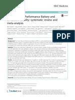 Sistematik Review SPPB