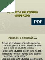 Didatica Do Ensino Superior - Slide 1 (1)