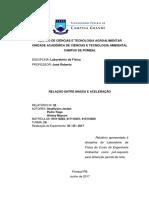 Relatório de Física - 02