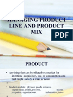 Managing Product Line and Product Mix