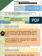 Exposicion Dist Binomial List