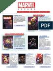 Catálogo OCTUBRE 2017 Marvel