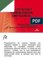 Charla Creacion de Empresas
