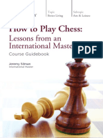 How to Play Chess Lessons from International Master