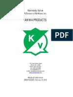 Price Sheet k81 Hydrants 561dbe36