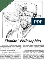 Traveller - Classic - Zhodani Philosophies