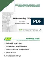 Understanding TPEs