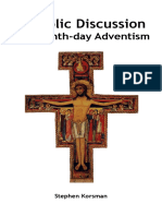 Catholic Discussion of Seventh-day Adventism