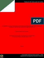 Determinação Da Concentração de Elementos Traços Em Areia Verde de Fundição - Estudo de Caso Da Fundição TUPY S.a.