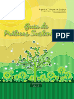 Guia de Práticas Sustentáveis Do Stj
