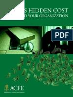 Fraud's Hidden Cost Workbook_2014