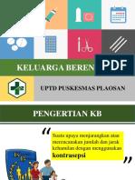 Penyuluhan KB Dr. Ridwan
