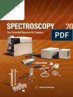 Spectroscopy Catalog