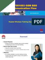 8 GSM BSS Communication Flow