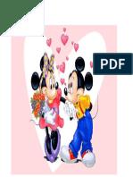 Puzzle Mickey 8 Piezas