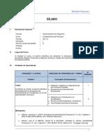 Fundamentos de Finanzas