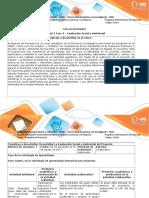 Guia de Actividades y Rubrica de Evalaución Unidad 2 Fase 4 Evalaución Social y Ambienntal