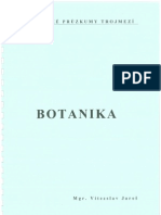 Botanika1 Celorocni Pruzkum Trojmezi