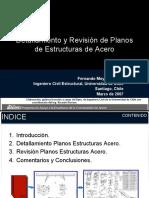 ALACERO-Detallamiento y Revisiòn de Planos de Estructuras de Acero