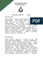 Press Release - Rufiji 10.08.2017