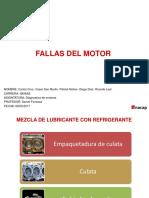 Fallas Del Motor
