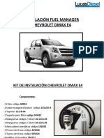 Manual Dmax e4