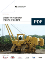 Sideboom Operator Training Standard1