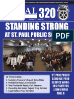 Local 320 Newsletter August 2017