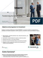 POINTNEXT Co Investment Program Training