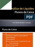 AULA 2 - Liquidez (Fluxo de Caixa) Parte 1