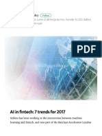 AI Fintech Trends