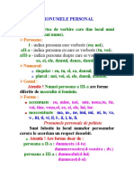 PRONUMELE PERSONAL.doc