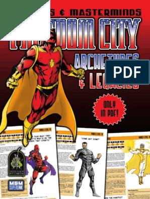 Mutants and masterminds cosmic handbook pdf download