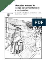 Manual de métodos de campo monitoreo de aves terrestres.pdf