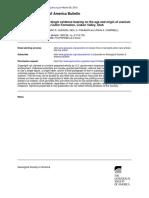 Paleomagnetic and Petrologic Evidence Bearing on the Age and Origin of Uranium