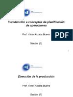 Ses-1 Introducción a Planifiicación de Operaciones