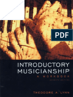 Introductory Musicianship
