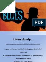Blues Cover Lesson